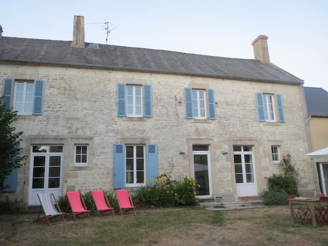 Belle longère Normande - Martragny - Huis