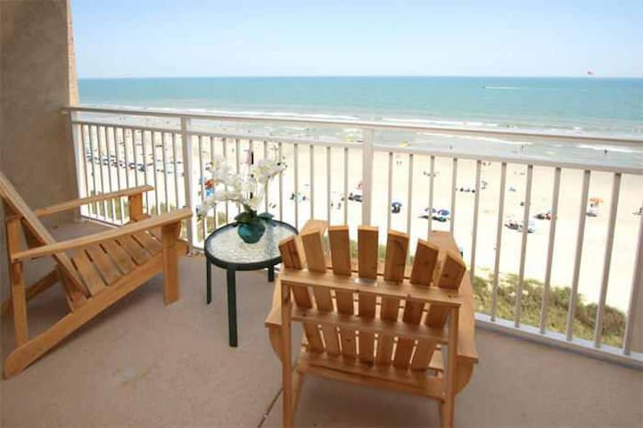 Affordable Oceanfront Condo! - North Myrtle Beach - Departamento