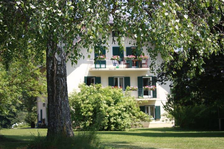 Ferienwohnungen Pichlerhof am See - Höflein, Keutschach, Klagenfurt-Land - Lägenhet