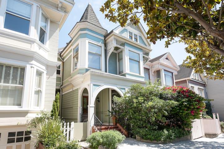 Castro Street - Studio Garden Oasis - San Francisco - Pis
