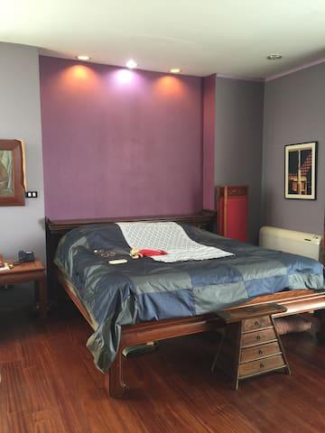 Living with resort chinese house - Bangna - Leilighet