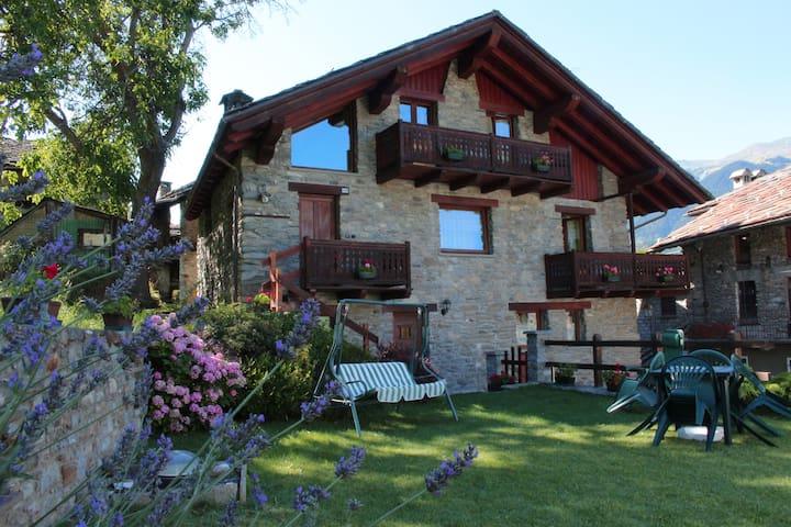 Vacanze in Valle d'Aosta - Introd - Appartement