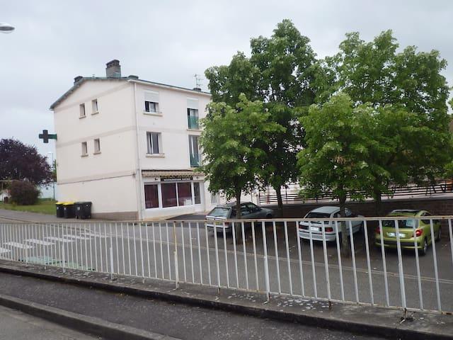 Studio 26m2 - Saint-Dié-des-Vosges - Daire