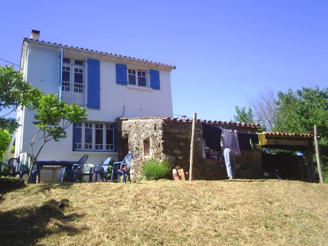 Maison au calme a 15 mn de la mer - Saint-Vincent-sur-Graon - Casa