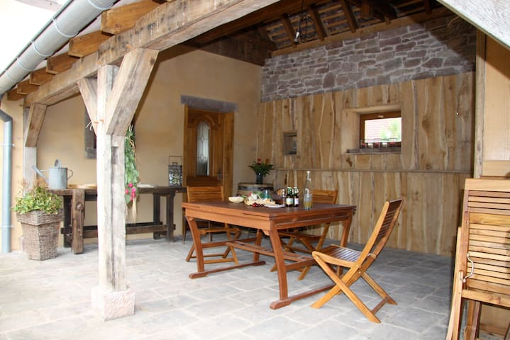 La Grange de Vicky - Otterswiller - Huis