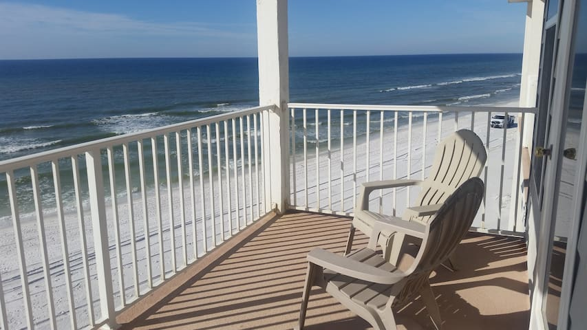 Beachfront Balcony 30A King Master - Santa Rosa Beach
