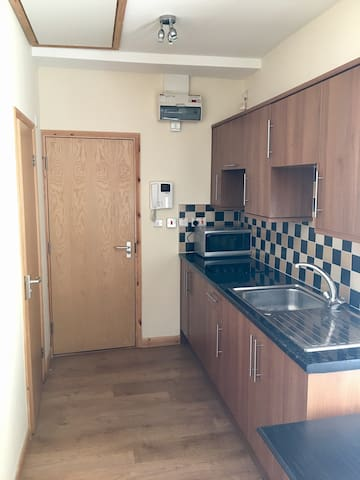 Studio flat with Ensuite - Brynmill - Appartement