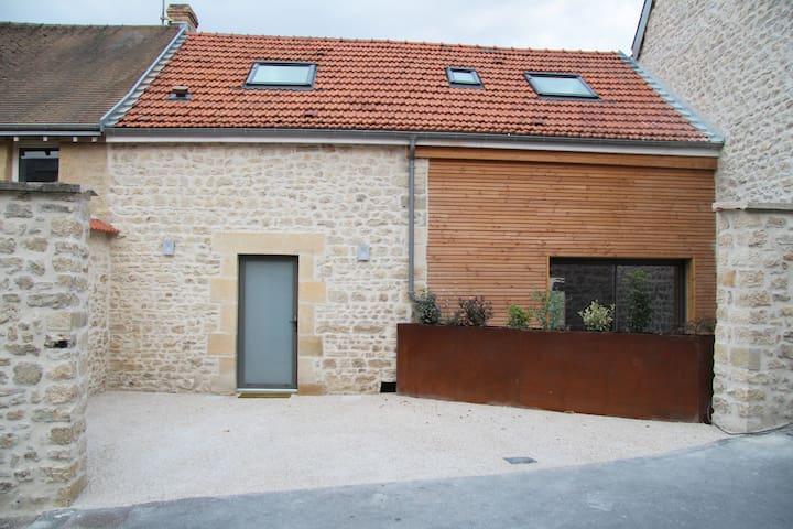 Maison indépendante - Spa privatif - Trigny - Hus