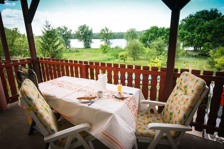 Oasis near Danube - Aljmaš - Rumah