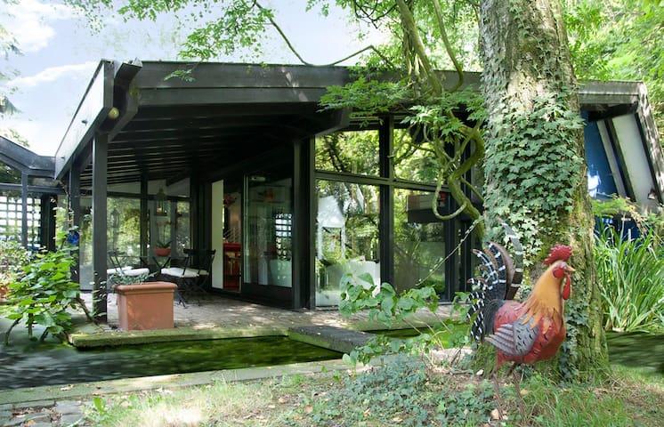 Blauhaus - Nettetal - Rumah