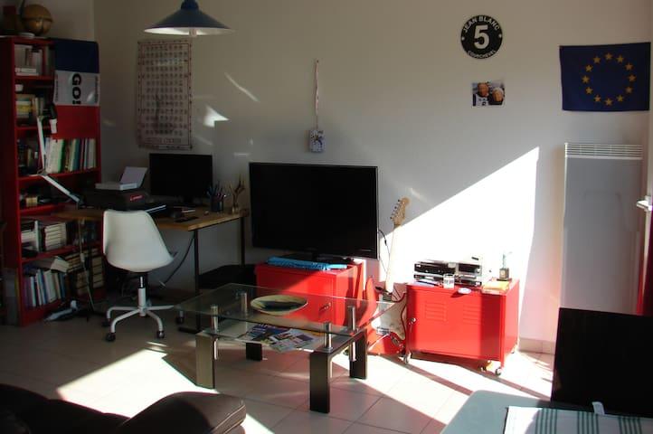 Appartement moderne dans résidence - Albertville - Departamento