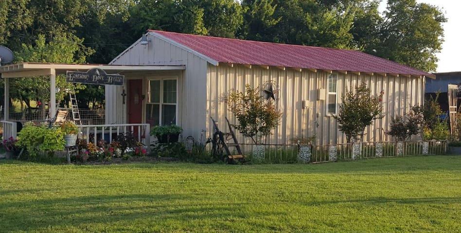 Lonesome Dove Cabin - Cooper