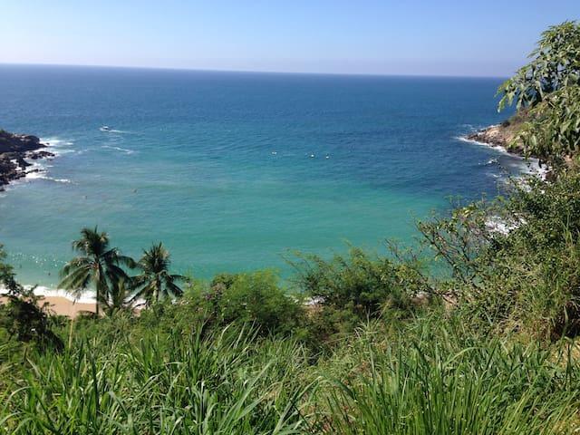 Great location - 1BR apartment - Puerto Escondido - Huoneisto