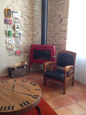 """Gîte """"Chez Elise"""" à 10 km d'Albi - Poulan-Pouzols - Casa"""