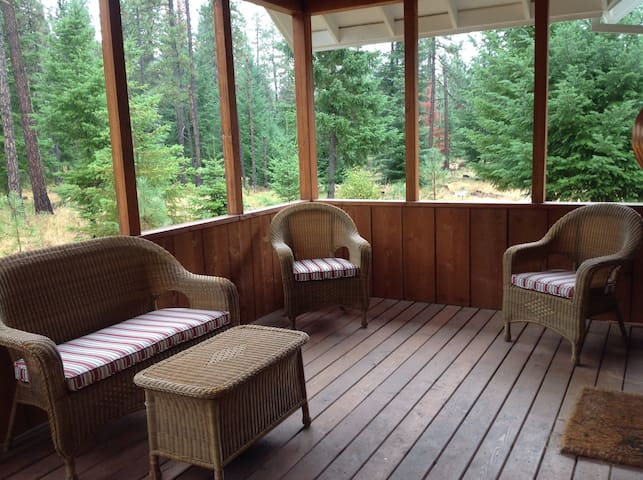 Charming, Private Home - Trout Lake - Trout Lake - Huis