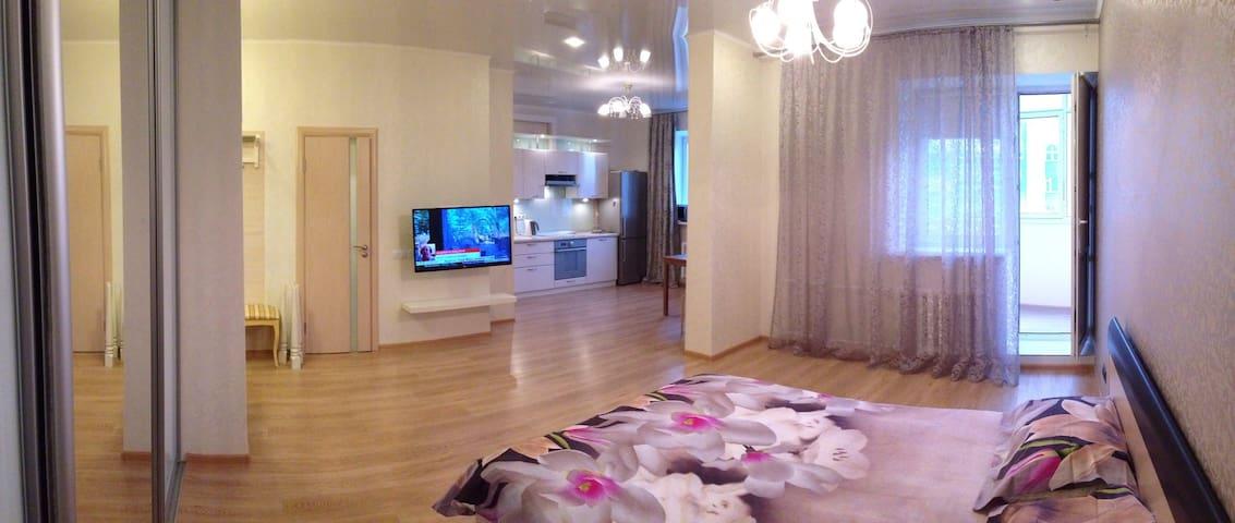 ❤️ Уютная студия рядом с Аквапарком - Казань - Appartamento