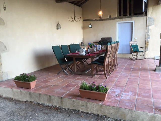 La Faune - a Gascon farmhouse - Lagarde-Hachan - Ev