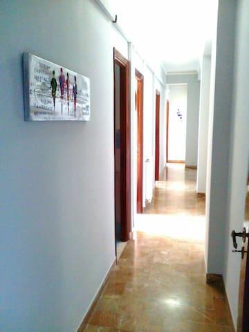 Appartamento vista mare zona centro - Trapani - Leilighet