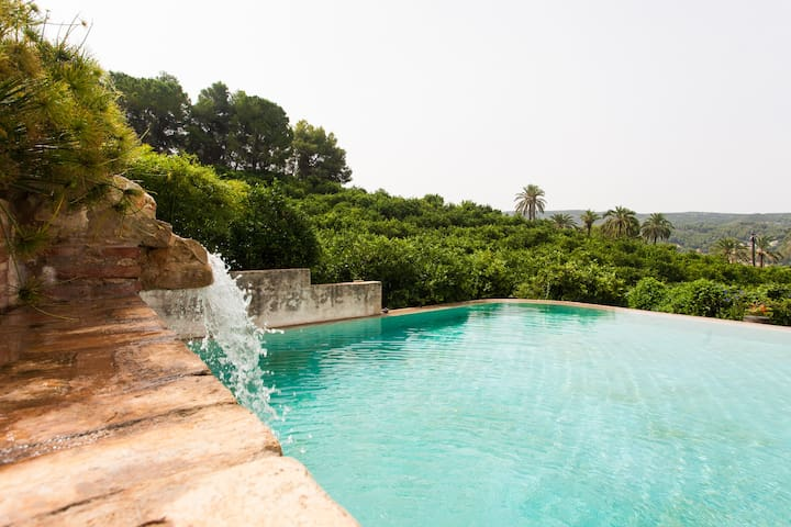Villa Maria - Spanish Paradise - La Barraca d'Aigües Vives - Villa