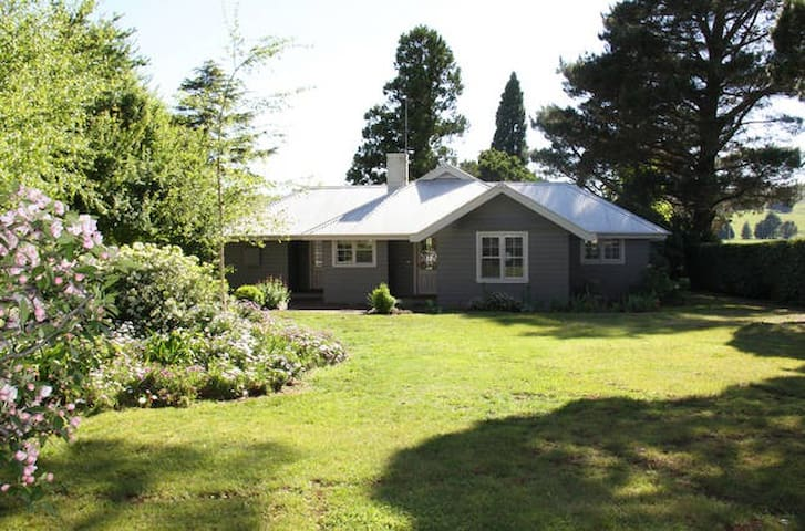 Book Barn Cottage, Berrima - Berrima - Casa