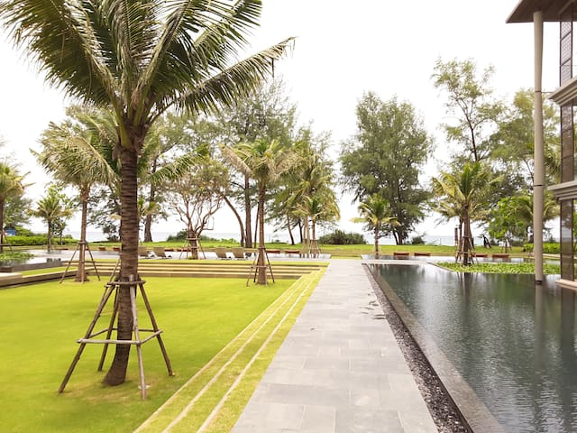 Pool access 2bdr - Simply the best - Mai Khao - Apartamento