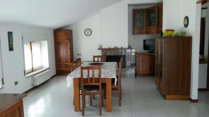 Appartamento Landscape - Penna San Giovanni - Huoneisto