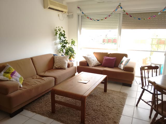 Bright aparment in central Israel - Modi'in-Maccabim-Re'ut - Appartement