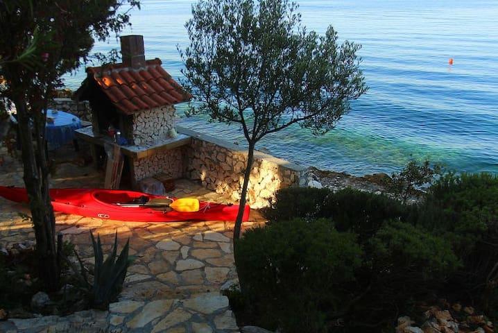 Peace&quiet 10 meters from the sea - Ždrelac - Apartmen