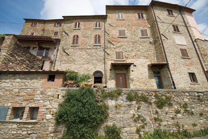 Skønt hus i Toscana - Castelluccio - Huis