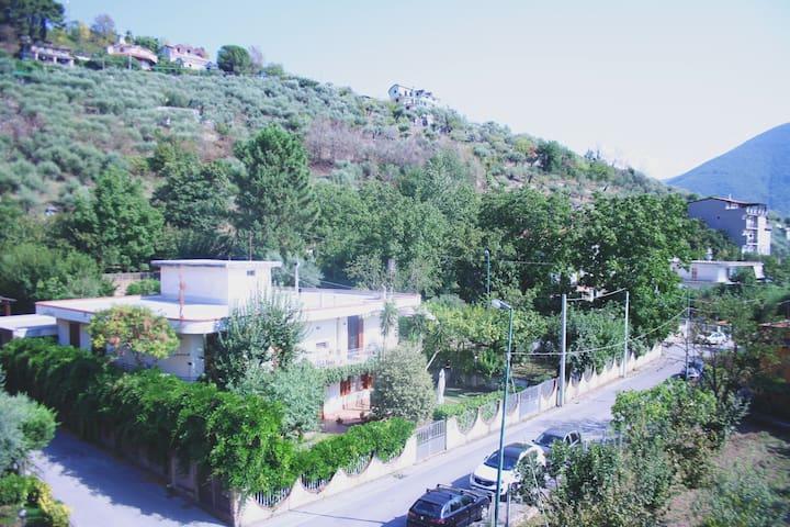 B&B VILLA PALMIRA Central Campania - Quadrelle - Bed & Breakfast