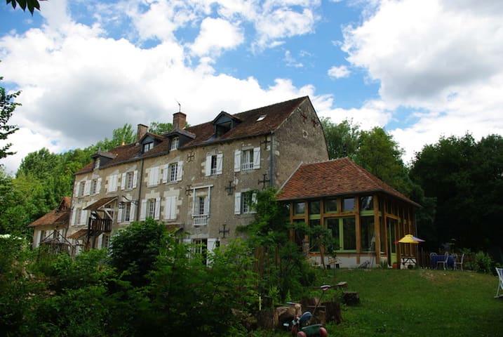 les raisins - Mont-près-Chambord - Leilighet