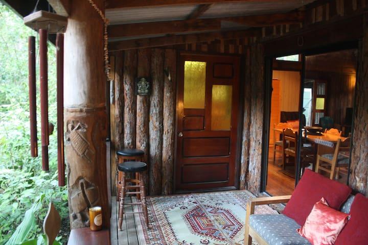 Rustic Hinterland Retreat - Diamond Valley - Maison