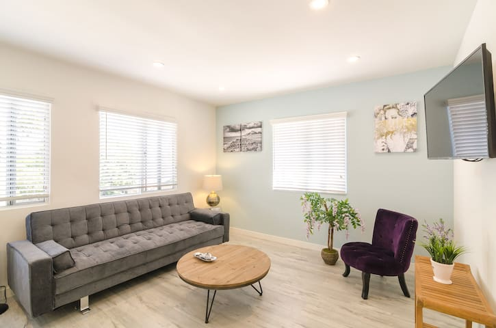 BRAND NEW 1BD STEPS TO BEACH  - 3 - Los Angeles - Leilighet