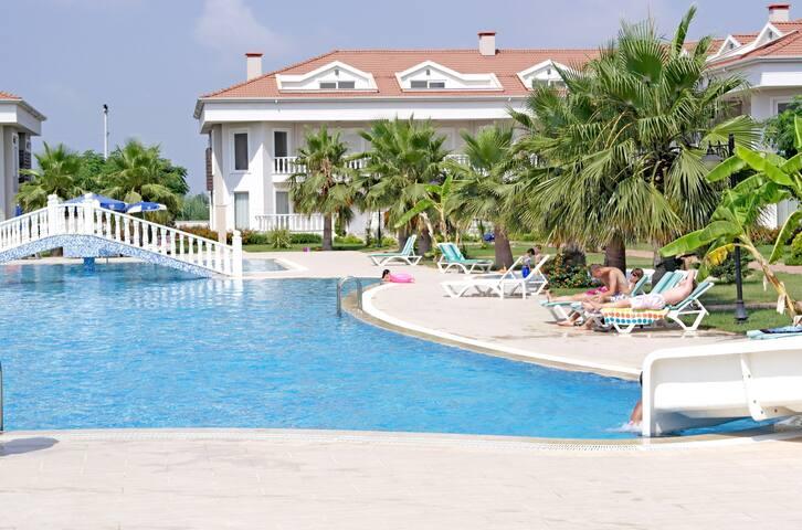 Beachwood Golf resort of your dream - Belek Belediyesi - Leilighet