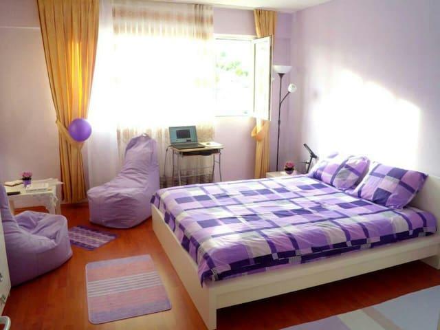 Lila & ottoman - İzmir Bornova Ege bolgesi - Apartament