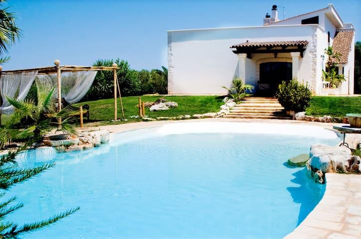 Charming villa not far from the sea - Fasano - Hus
