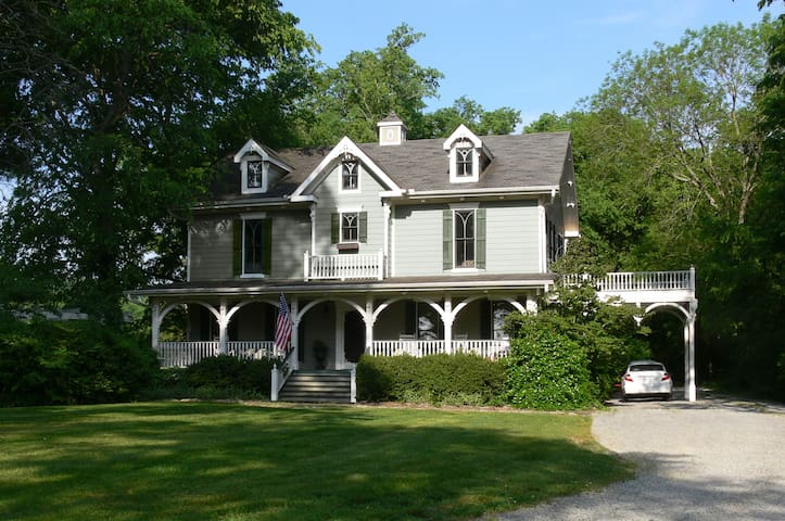 Charming Victorian in Leiper's Fork - Franklin