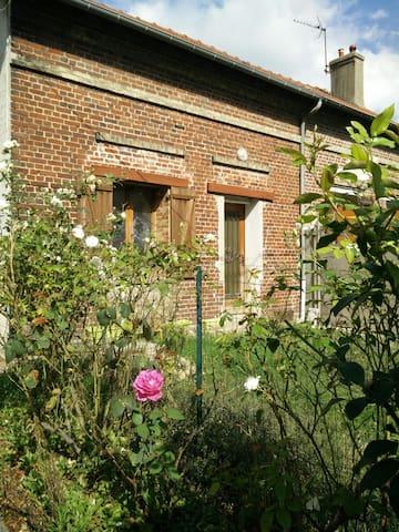 duplex house fully independant - Marly-la-ville - Casa