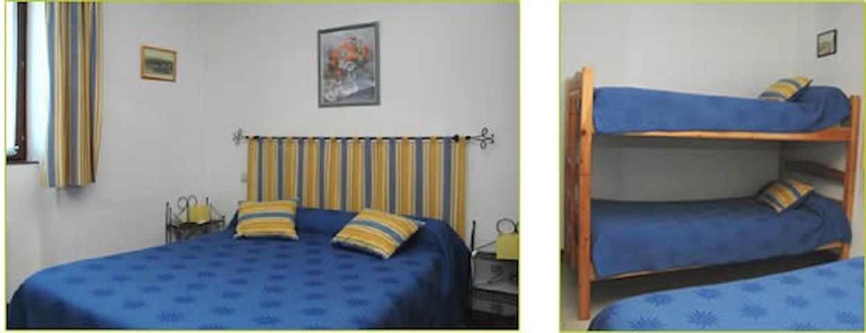 """Chambre d'hôtes """"Au Vieux Chêne"""" - Grillon - Bed & Breakfast"""