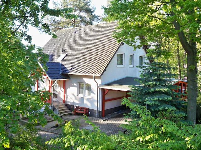 Ferienwohnung Waldblick - Seebad Bansin - Lägenhet