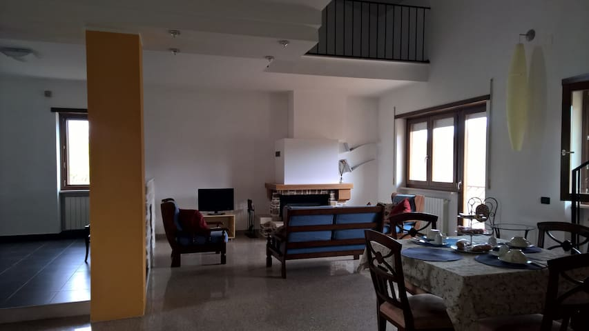 Splendido appartamento relax - Colle - Wohnung