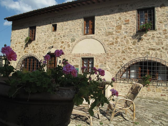 Lovely farmhouse Tuscany - Impruneta - Casa