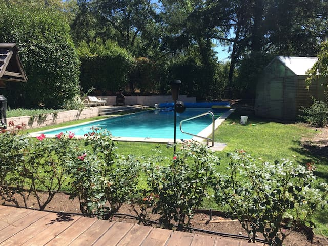 Country Ranch with Pool and Near Wine Country - Middletown - Rumah
