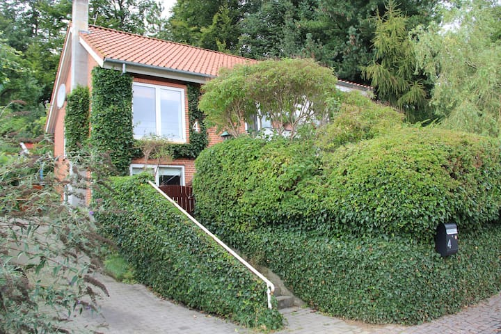 Cozy apartment close to Silkeborg - Silkeborg