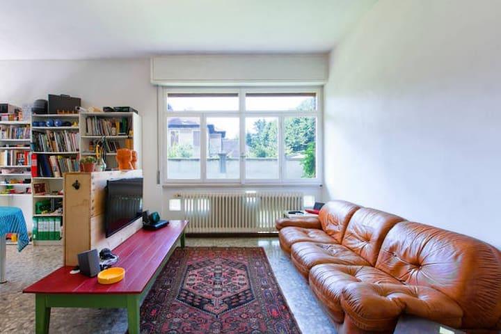 Room in Vintage Garden House EXPO - Corbetta - Villa