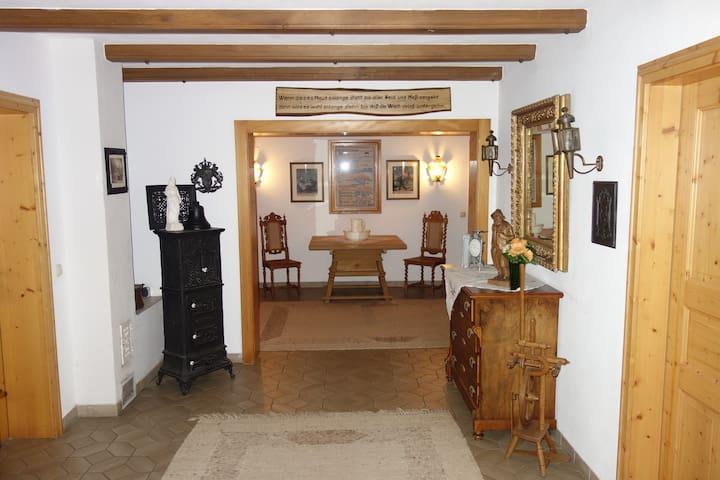 Idyllisches Haus in ruhiger Lage 1 - Schollbrunn - 獨棟