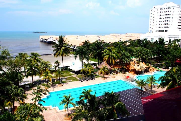 Glory Beach Resort Service Apartment - Port Dickson