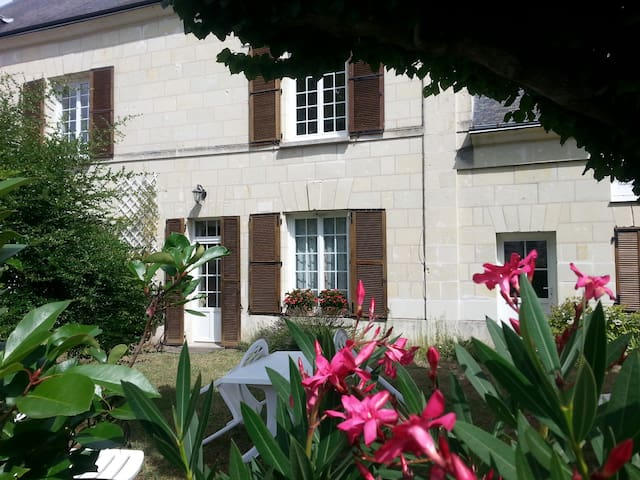 Gîte au cœur des Châteaux de la Loire - Savigny-en-Véron