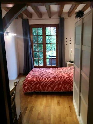 Chambre individuelle à Ecos (4) - Écos - Casa