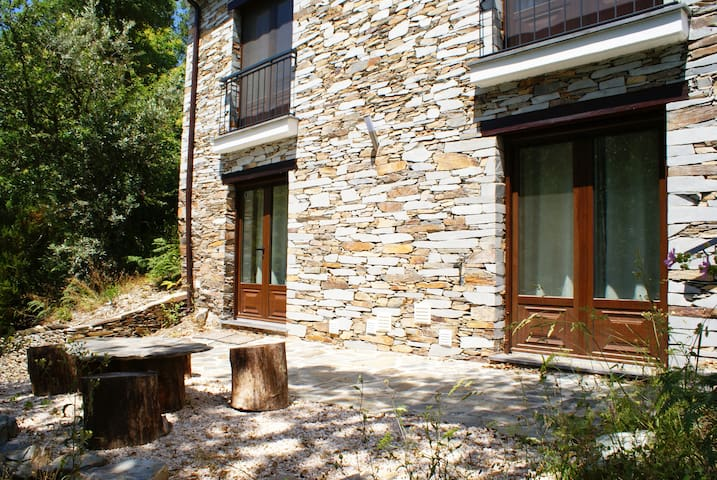 Ideal studio set in national park - Pardieiros - Leilighet